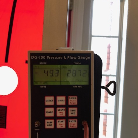 Home Energy Specialists Gauge Efficiency and Test for Leaks